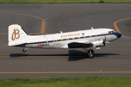 sepia2016さんが、福島空港で撮影したスーパーコンステレーション飛行協会 DC-3Aの航空フォト(写真)