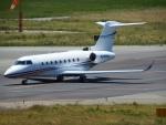 いおんさんが、関西国際空港で撮影したGULFSTREAM AEROSPACE CORP Gulfstream G280の航空フォト(写真)