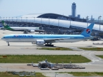 いおんさんが、関西国際空港で撮影した大韓航空 777-3B5/ERの航空フォト(写真)