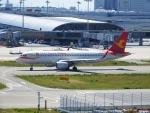 いおんさんが、関西国際空港で撮影した天津航空 A320-214の航空フォト(写真)