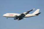 mogusaenさんが、成田国際空港で撮影したウエスタン・グローバル・エアラインズ 747-446(BCF)の航空フォト(写真)