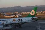 デウスーラ294さんが、小松空港で撮影した全日空 787-881の航空フォト(写真)