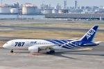 ジャコビさんが、羽田空港で撮影した全日空 787-881の航空フォト(写真)
