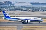 ジャコビさんが、羽田空港で撮影した全日空 787-8 Dreamlinerの航空フォト(写真)