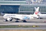ジャコビさんが、羽田空港で撮影した日本航空 777-346/ERの航空フォト(写真)