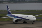 hiroki-JA8674さんが、羽田空港で撮影した全日空 777-281の航空フォト(写真)