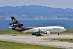 kix-boobyさんが、関西国際空港で撮影したUPS航空 MD-11Fの航空フォト(写真)