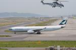 mild lifeさんが、関西国際空港で撮影したキャセイパシフィック航空 A330-343Xの航空フォト(写真)