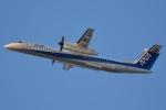 SKY☆101さんが、伊丹空港で撮影したANAウイングス DHC-8-402Q Dash 8の航空フォト(写真)