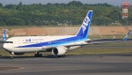 Keitaro Narushimaさんが、成田国際空港で撮影した全日空 767-381/ERの航空フォト(写真)