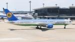 Keitaro Narushimaさんが、成田国際空港で撮影したウズベキスタン航空 757-23Pの航空フォト(写真)
