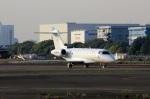 スポット110さんが、羽田空港で撮影した民生金融租賃 Gulfstream G280の航空フォト(写真)