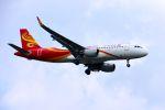 まいけるさんが、スワンナプーム国際空港で撮影した香港航空 A320-214の航空フォト(写真)