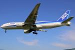 Koba UNITED®さんが、伊丹空港で撮影した全日空 777-281/ERの航空フォト(写真)