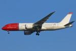 安芸あすかさんが、スワンナプーム国際空港で撮影したノルウェー・エアシャトル・ロングホール 787-8 Dreamlinerの航空フォト(写真)
