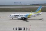 トールさんが、神戸空港で撮影したAIR DO 737-781の航空フォト(写真)