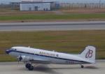 toyoquitoさんが、神戸空港で撮影したスーパーコンステレーション飛行協会 DC-3Aの航空フォト(写真)