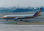 よしポンさんが、伊丹空港で撮影した日本エアシステム A300B2K-3Cの航空フォト(写真)