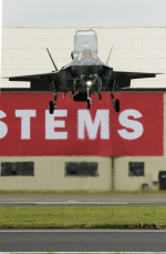 sonic_blueさんが、フェアフォード空軍基地で撮影したイギリス空軍 F-35B Lightning IIの航空フォト(写真)