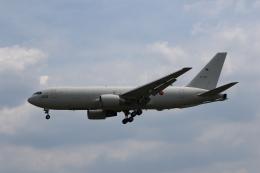 MOHICANさんが、福岡空港で撮影した航空自衛隊 KC-767J (767-2FK/ER)の航空フォト(写真)