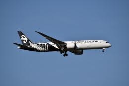sonnyさんが、成田国際空港で撮影したニュージーランド航空 787-9の航空フォト(写真)