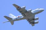 なごやんさんが、厚木飛行場で撮影した海上自衛隊 P-1の航空フォト(写真)