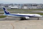 RJBB Spotterさんが、福岡空港で撮影した全日空 777-281/ERの航空フォト(写真)