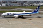 RJBB Spotterさんが、福岡空港で撮影した全日空 787-881の航空フォト(写真)
