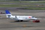 トールさんが、名古屋飛行場で撮影した宇宙航空研究開発機構 680 Citation Sovereignの航空フォト(写真)