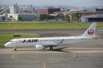 landing_lightさんが、宮崎空港で撮影したジェイ・エア ERJ-190-100(ERJ-190STD)の航空フォト(写真)