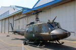Wasawasa-isaoさんが、霞ヶ浦飛行場で撮影した陸上自衛隊 UH-1Jの航空フォト(写真)