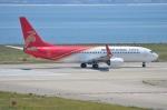amagoさんが、関西国際空港で撮影した深圳航空 737-87Lの航空フォト(写真)