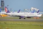 SKY☆101さんが、成田国際空港で撮影したマカオ航空 A321-231の航空フォト(写真)