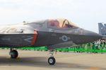 ふるちゃんさんが、岩国空港で撮影したアメリカ海兵隊 F-35B Lightning IIの航空フォト(写真)