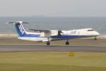 動物村猫君さんが、大分空港で撮影したANAウイングス DHC-8-402Q Dash 8の航空フォト(写真)