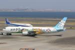 OS52さんが、羽田空港で撮影したAIR DO 767-381の航空フォト(写真)