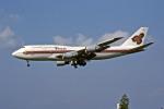 Gambardierさんが、伊丹空港で撮影したタイ国際航空 747-3D7の航空フォト(写真)