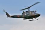 はるかのパパさんが、宇都宮飛行場で撮影した陸上自衛隊 UH-1Jの航空フォト(写真)