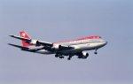 けいとパパさんが、成田国際空港で撮影したノースウエスト航空 747-151の航空フォト(写真)