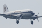 まさとしさんが、神戸空港で撮影したスーパーコンステレーション飛行協会 DC-3Aの航空フォト(写真)