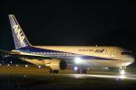 khideさんが、岡山空港で撮影した全日空 767-381の航空フォト(写真)