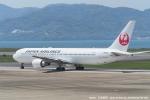 tabi0329さんが、長崎空港で撮影した日本航空 767-346/ERの航空フォト(写真)