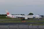 23Skylineさんが、成田国際空港で撮影した日本航空 767-346/ERの航空フォト(写真)