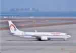 takamaruさんが、中部国際空港で撮影したモロッコ政府 737-8KB BBJ2の航空フォト(写真)
