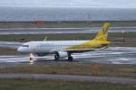 Koenig117さんが、関西国際空港で撮影したバニラエア A320-214の航空フォト(写真)