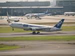 なみくしさんが、羽田空港で撮影した全日空 767-381/ERの航空フォト(写真)