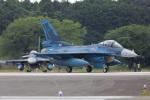 ハルモンさんが、茨城空港で撮影した航空自衛隊 F-2Aの航空フォト(写真)