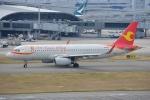 SKY☆101さんが、関西国際空港で撮影した天津航空 A320-232の航空フォト(写真)