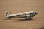 msrwさんが、福島空港で撮影したスーパーコンステレーション飛行協会 DC-3Aの航空フォト(写真)