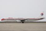 小牛田薫さんが、中部国際空港で撮影した中国東方航空 A321-231の航空フォト(写真)